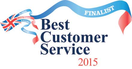 Best customer service finalist